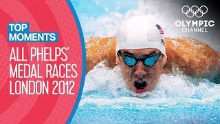ALL Michael Phelps