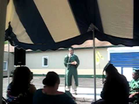 samson demand delivers his graduation speech at summit academy akron middle school part 6