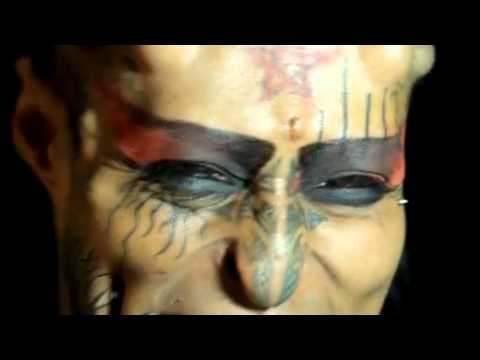 Introducing Caim: the Colombian Devil Man from Bogota in Colombia