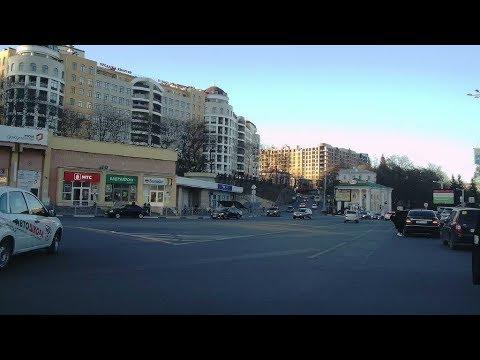 В Кисловодске хорошо,а дома лучше...дорога в Железноводск.