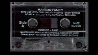 Manson Family - Cursed Part 1 [Full Tape]