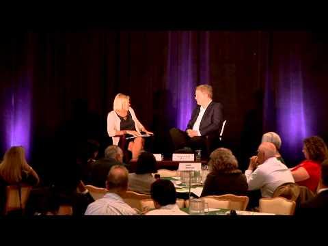 Luncheon Address - Stefan Heck & Cathy Zoi | SVES 2014 - June 19, 2014