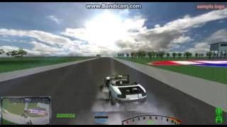 Первая машина для начала карьеры в игре Street Legal Racing Redline.