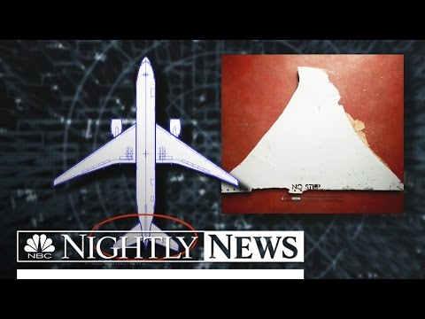 Possible Piece of MH370 Airliner Found off Mozambique | NBC Nightly News
