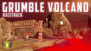 Halo 5 Racetrack - Grumble Volcano...