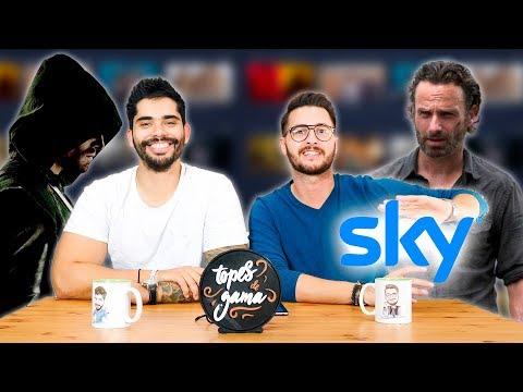 ¡Probamos SKY! SERIES, PELIS y TV por 10 euros al mes
