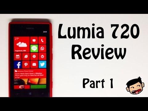 Review Nokia Lumia 720 Part 1