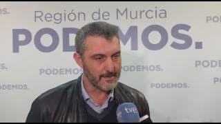 🗣 Óscar Urralburu: