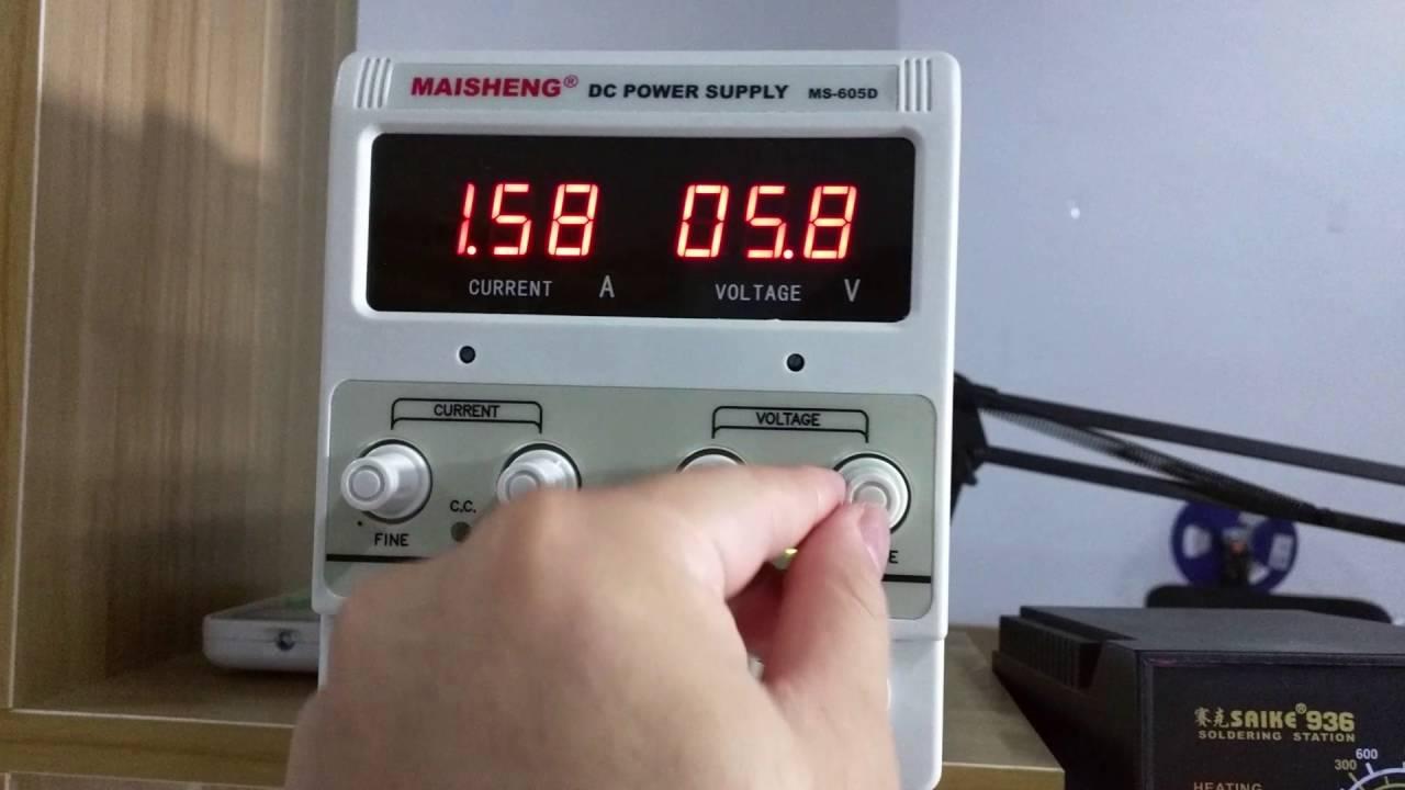 ACS712 Current Sensor Read - ElectroDragon