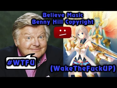 Believe Music Copyright fraud: Benny Hill Theme (#WTFU)