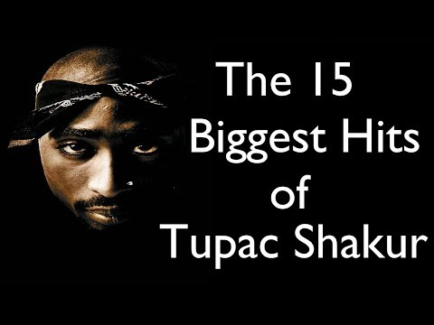 Tupac Shakur - The 15 Biggest Hits of 2 Pac | Greatest Hits | Best Of | ChartExpress