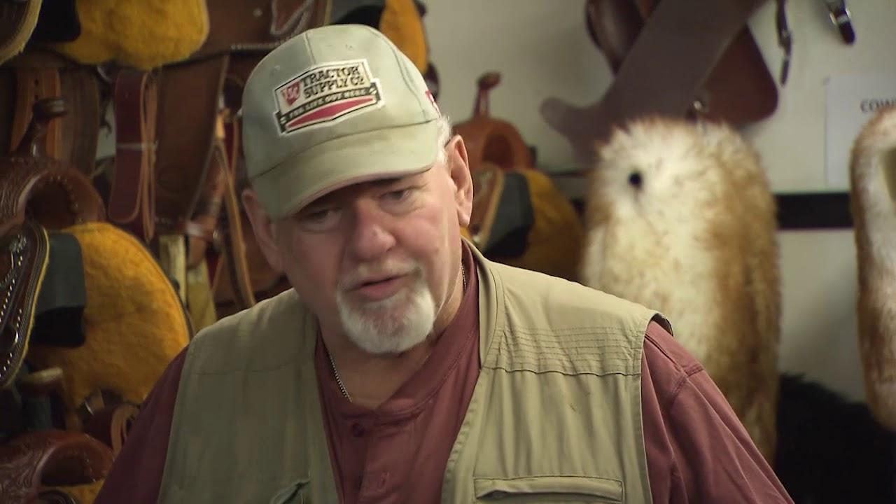 Jay Bauman, Saddlemaker | Tennessee Crossroads
