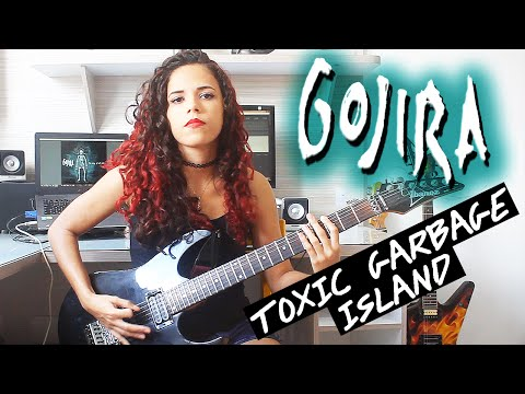 Gojira - Toxic Garbage Island Guitar Cover | Noelle dos Anjos mp3