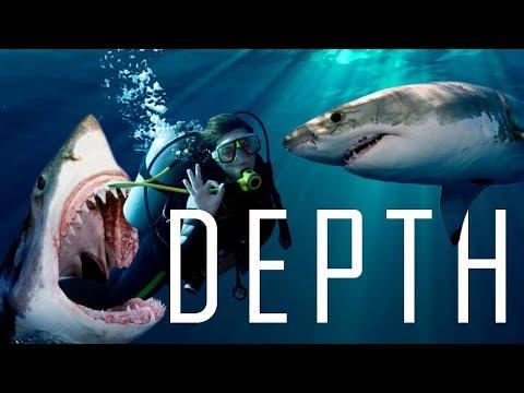 Водные прогулки с акулами в Depth и прогулки с динозаврами в the isle