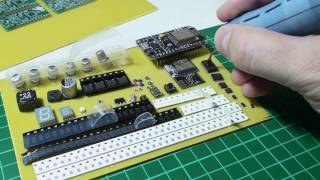 Solder Paste and Adhesives Dispenser vidéo