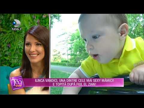 Teo Show (03.05.2018) - Ilinica Vandici, topita dupa fiul ei, Zian! Partea 3