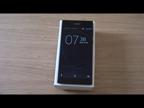 Sony Xperia L1 - Unboxing! (4K)