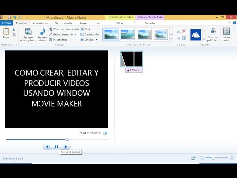 DESCARGAR GRATIS MOVIE MAKER 2017-2018 PARA WINDOWS 7,8 Y ...