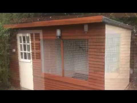 Mews Aviary Build Youtube