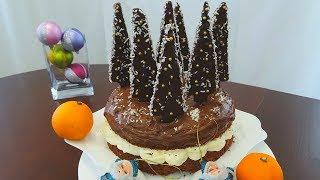 Бесподобный Вкусный Новогодний Торт