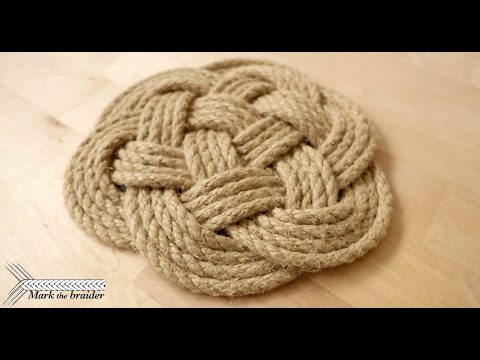 Thump Mat Rope Hot Pad Youtube