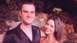 Hugh Hefner's Son Cooper Engaged to 'Harry Potter' Actress Scarlett Byrne