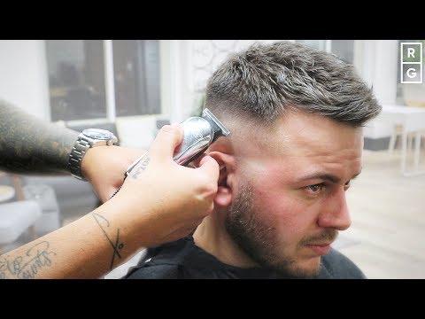 short-choppy-haircut-|-mens-textured-fade-haircut-for-short-hair