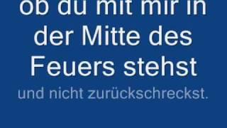 Laith Al-Deen Ich will nur wissen lyrics.wmv