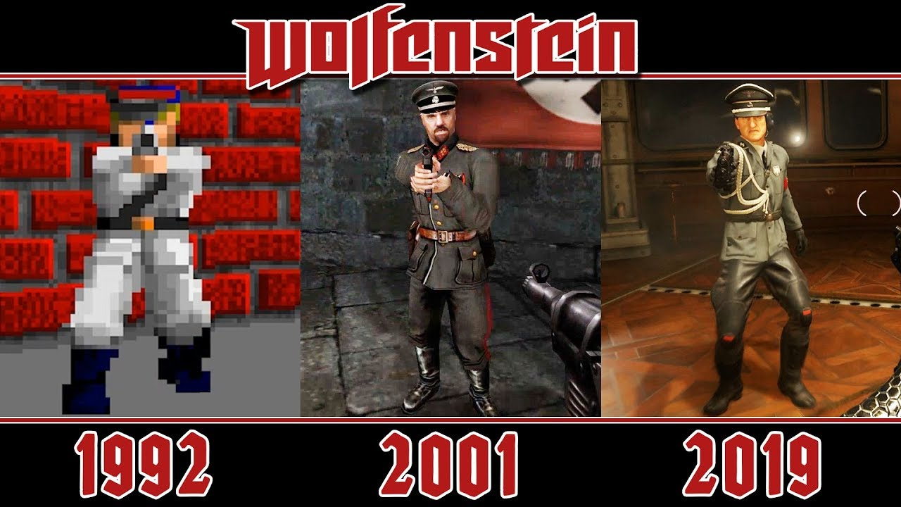 All Enemies of Wolfenstein (1992-2019) thumbnail