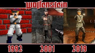 All Enemies of Wolfenstein (1992-2019)