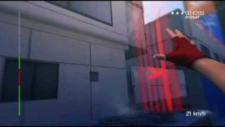 Mirrors Edge Time Trial Playground Two  - 1:04:95