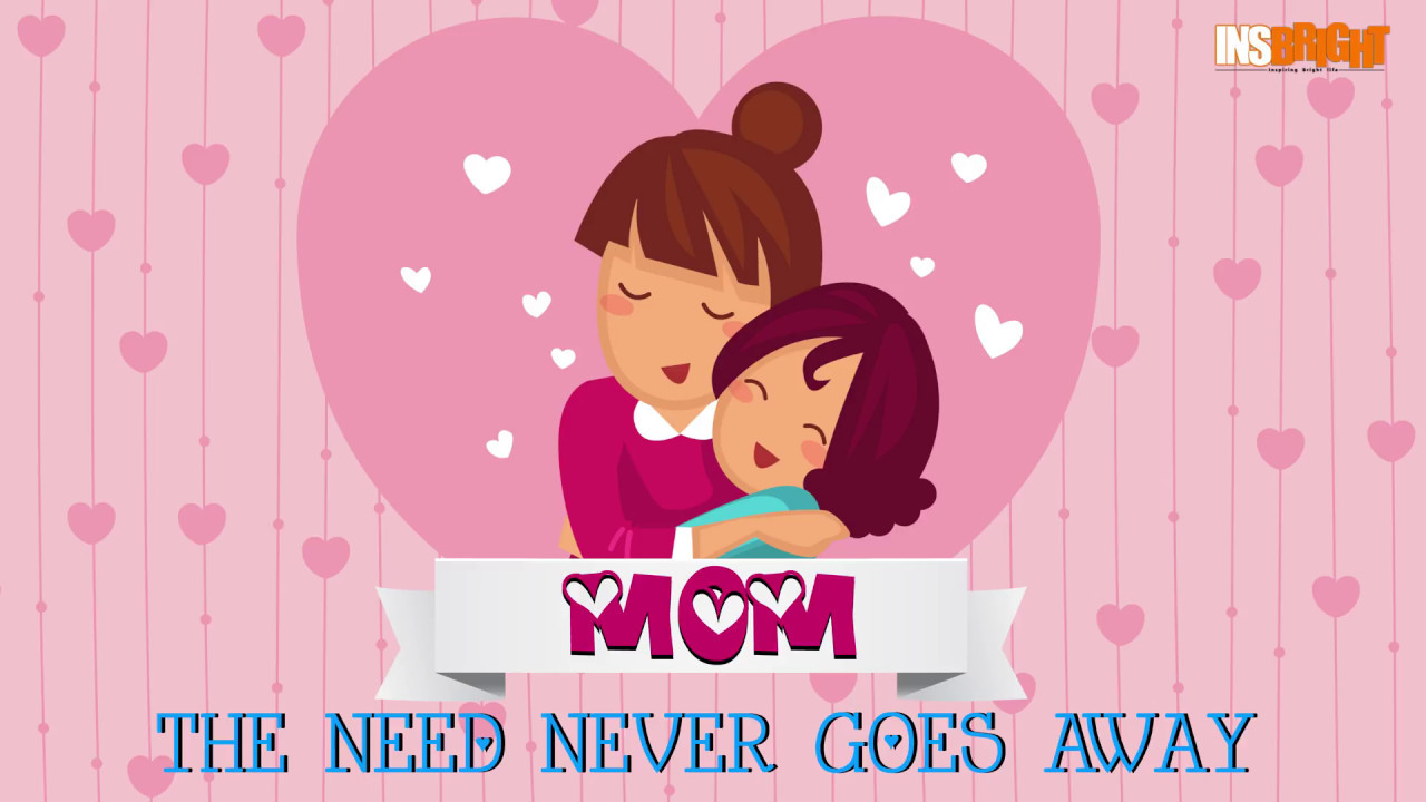 Missing My Mom In Heaven Quotes I Miss You Mom  Missing My Mom In Heaven  A Heart Touching Video