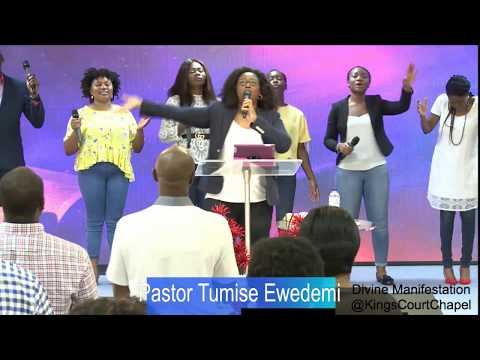 Advancing against all odds - Pastor Tumise Ewedemi