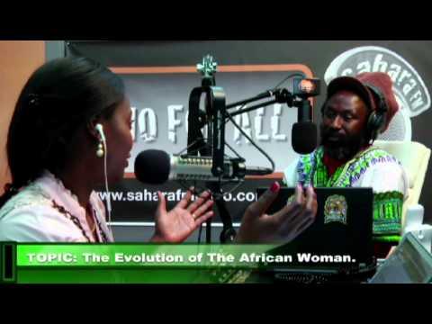 Conscious Vybz/ THE AFRICAN WOMAN/ Nov 13, 2013