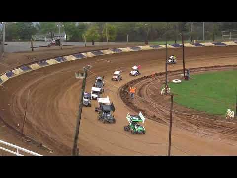 Path Valley Speedway 600s Qualifier 10-14-17