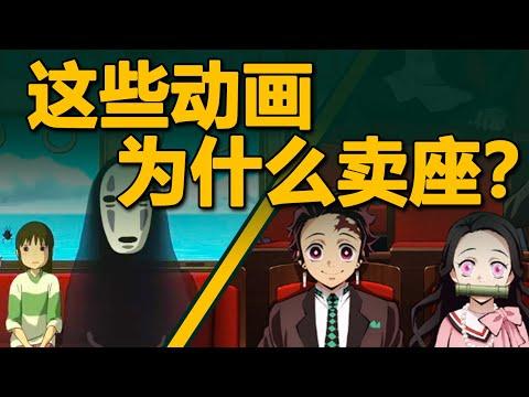 从宫崎骏到鬼灭之刃,这些商业动画电影为什么卖座?吉卜力动画工作室的商业运作【德荣】
