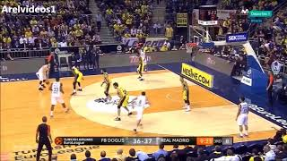 Luka doncic highlights 20 pts, 10 ast, 8 reb vs fenerbahce