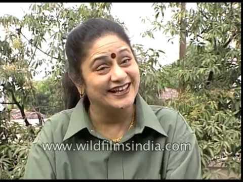 Actress Aruna Irani on her film 'Anari No. 1'