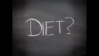 Why Diet