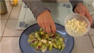 Kitchen Basics : Greek Food: Greek Salad