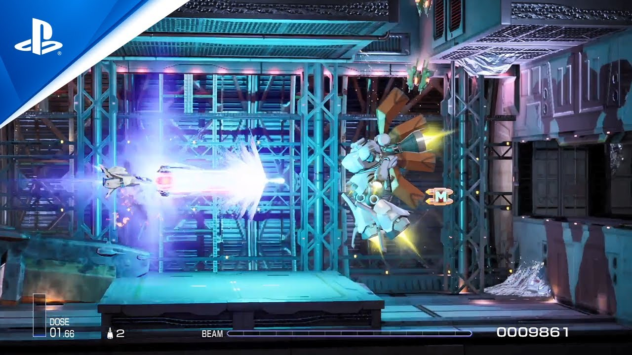 『R-TYPE FINAL 2』 プレイ動画