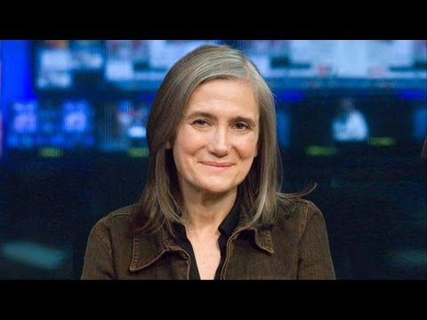 North Dakota v. Amy Goodman: Arrest Warrant Issued After Pipeline Coverage
