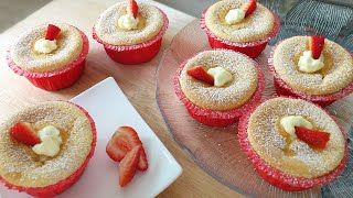 Hokkaido Cupcakes (北海道杯子蛋糕) **