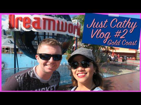 Vlog #2 - Gold Coast, Dreamworld, Harbour Town, Queensland