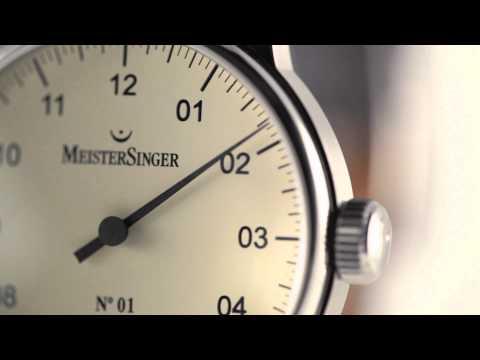 MeisterSinger N° 01 Watch