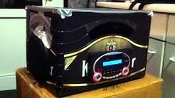 Krombacher Sound - Kiste