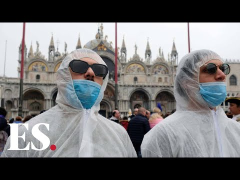 Coronavirus In Italy: Foreign Office Updates Advice For People Travelling To Northern Italy