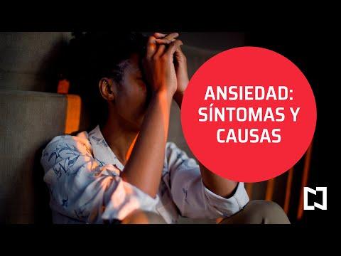 Síntomas y causas de la ansiedad - Por las Mañanas
