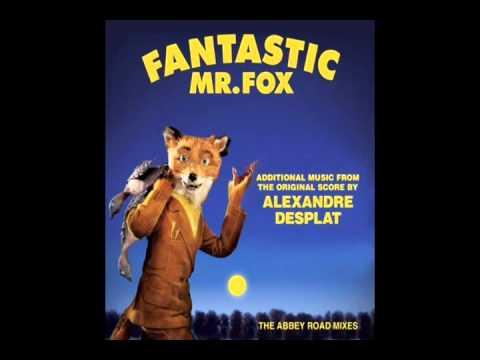 12. Canis Lupus - Fantastic Mr. Fox (Additional Music)
