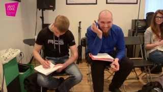 Как проходят уроки по развитию слуха и ритма в музыкальной школе Jam's cool